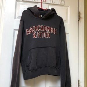 AAbercrombie and Fitch Vintage sweatshirt.